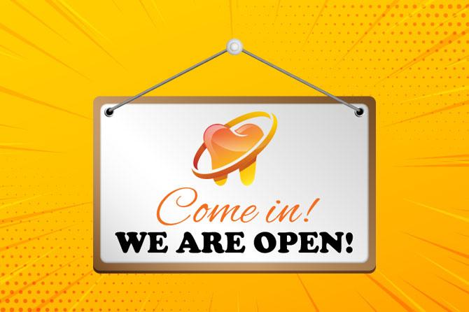 Teulon Dental Centre is Now Open